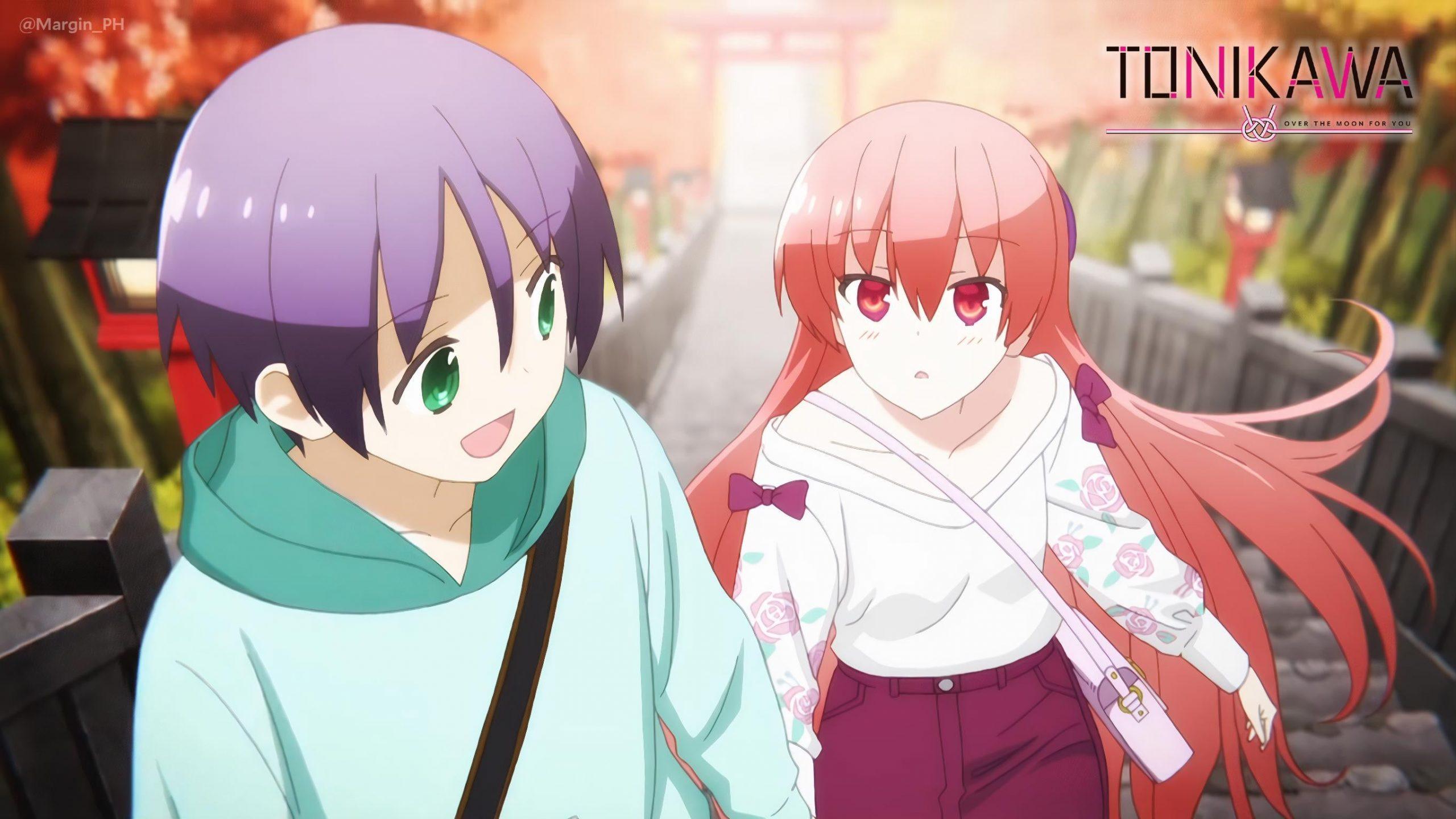 Final Tonikaku Kawaii